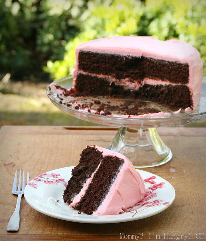 MIH Recipe Blog: Chocolate Birthday Cake {Gluten Free}