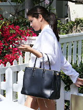 Selena Gomez Friend Leaving House