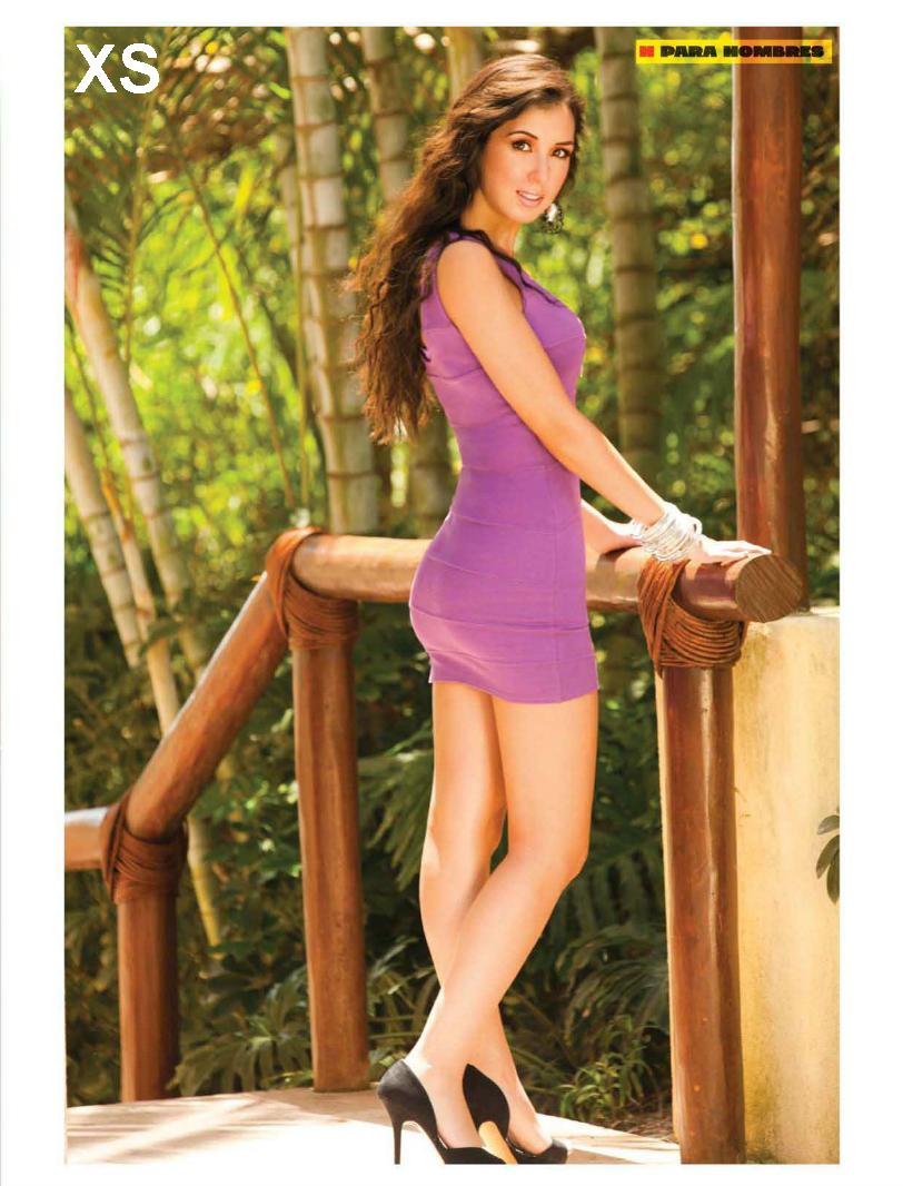Fatima Torre en H para Hombres Junio 2012 ~ Las fotos y vídeos mas ...