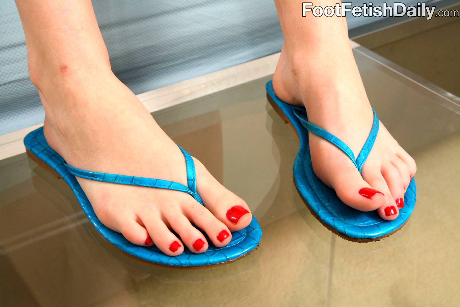 faye reagan feet