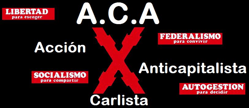 Bases de ACCIÓN CARLISTA ANTICAPITALISTA