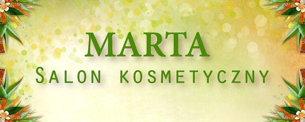 """Salon Kosmetyczny ,,Marta"""""""