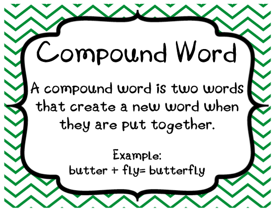 teaching heart to heart hilarious compound words