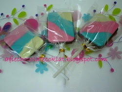 LOLLICHOC PADDLE POP