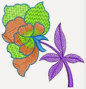 hand borduurwerk quilt ontwerp