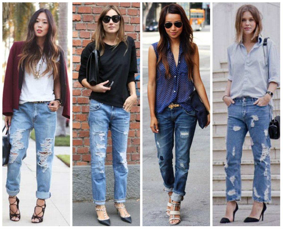 STYLE HAVEN: Boyfriend Jeans