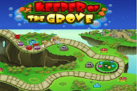 Keeper Of The Grove walkthrough.