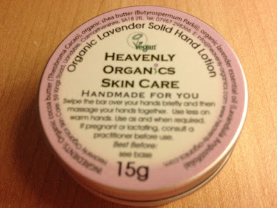 Heavenly Organics Skin Care