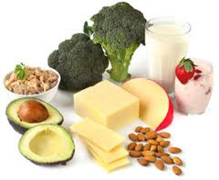 9 TYPES OF FOOD CONTAINING CALCIUM