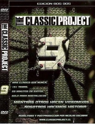 THE CLASSIC PROJECT - 9 DVDRIP MUSICAL