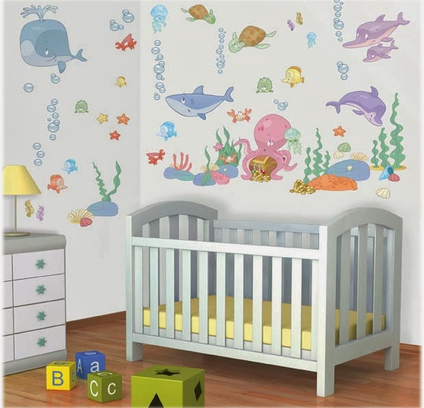 Giocattoli intelligenti per bambini di oggi adesivi murali e carta da parati per camerette - Adesivi murali per camerette ...