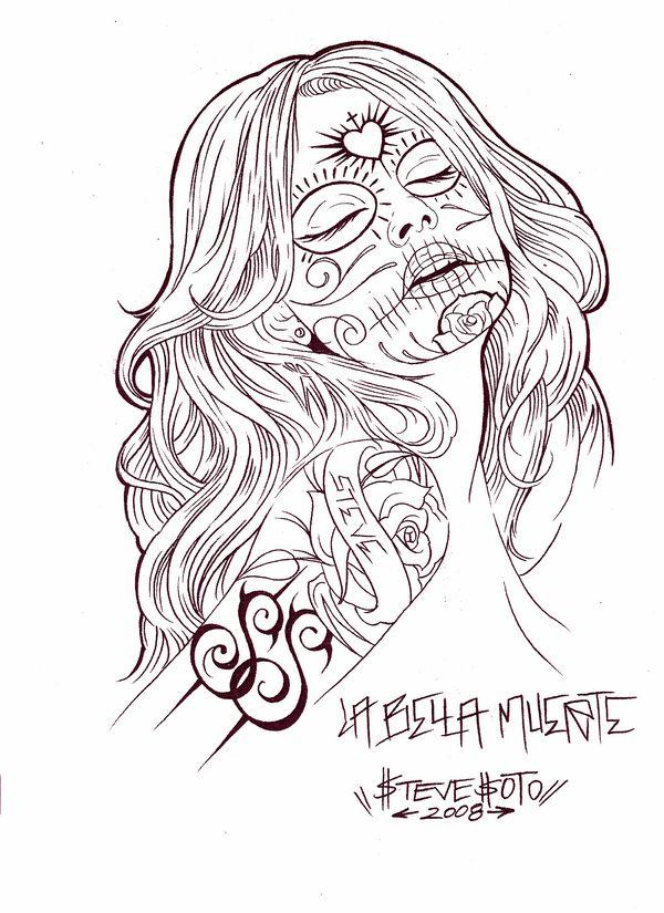 Especial calaveras mexicanas imperdible  Fotos de Tatuajes