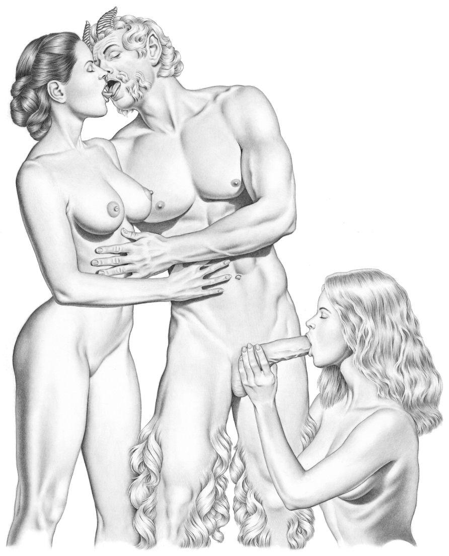 Эротические картинки и рисунки 10 фотография