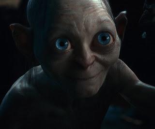 Gollum, Lo Hobbit