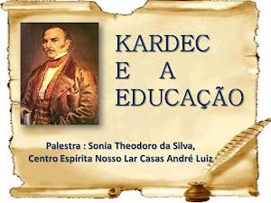 <strong>COPIE O LINK E OUÇA PALESTRA: KARDEC E A EDUCAÇÃO</strong>