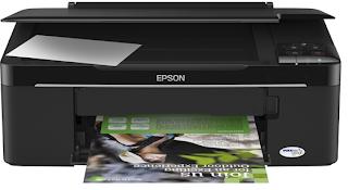 Epson Stylus TX121X