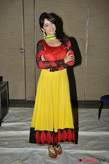 Regina Latest Pictures in Salwar Kameez at Love You Bangaram Movie Audio Launch ~ Celebs Next