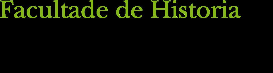 Facultade de Historia de Ourense