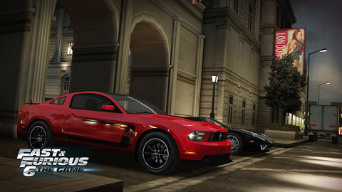 screenshot 1 Fast & Furious 6 The Game 0.2