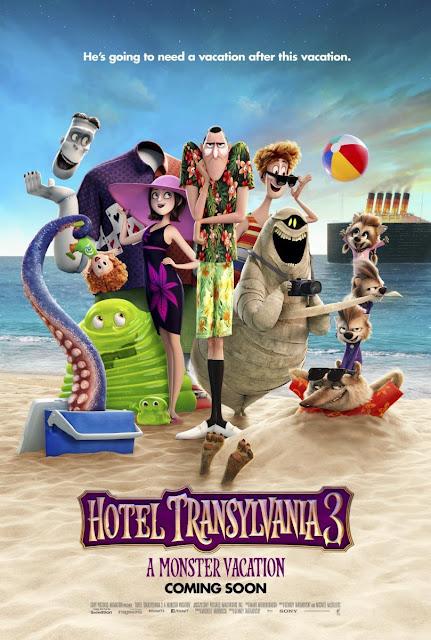 Hotel Transylvania 3 [2018] [BBRip 1080p] [Dual Audio]