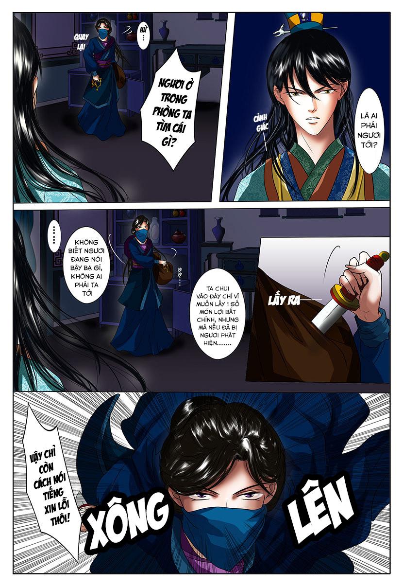 Tam Thiên Nhứ Chap 7 - Next Chap 8