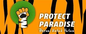 Bantu Selamatkan Harimau Sumatra!