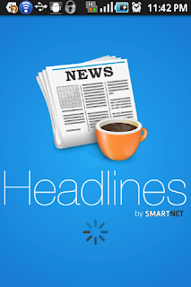 Headlines Smart  android App