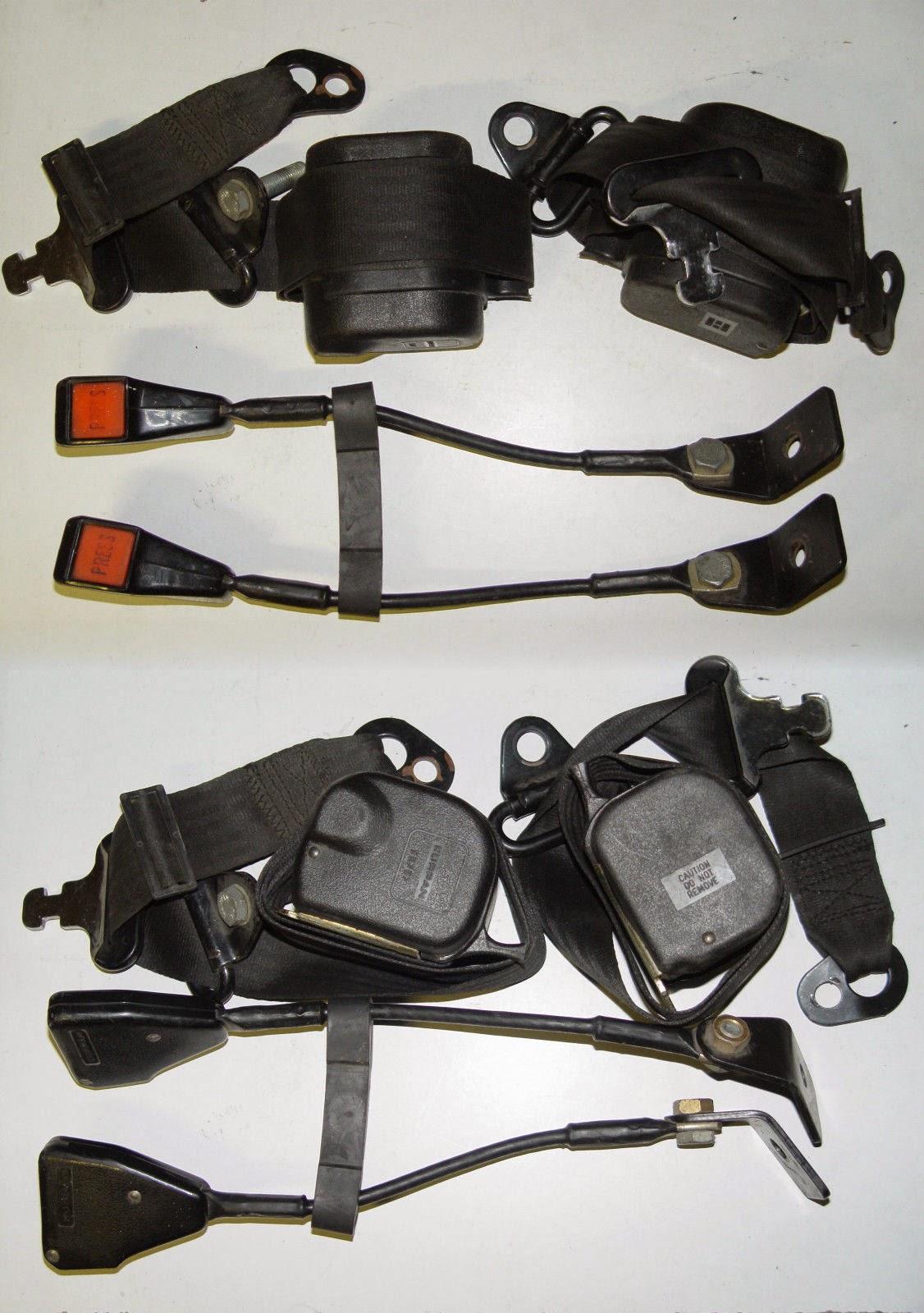 Klippan Car Seat Belts