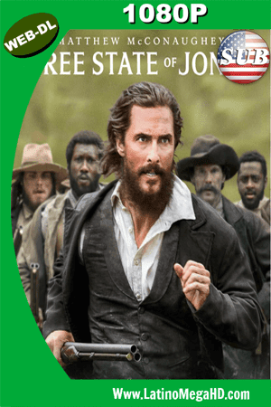 The Free State Of Jones (2016) Subtitulado HD WEB-DL 1080P ()