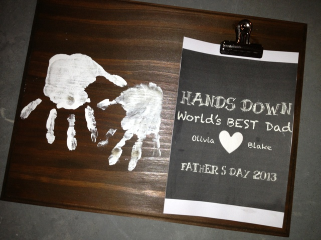 Two it yourself handprint art gift idea for hands down best two it yourself handprint art gift idea for hands down best free printables solutioingenieria Gallery
