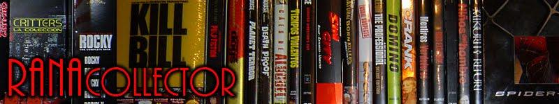 RANA COLLECTOR - DVD Collection