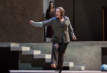 Opera Review: <i>Elektra</i> at the Met.