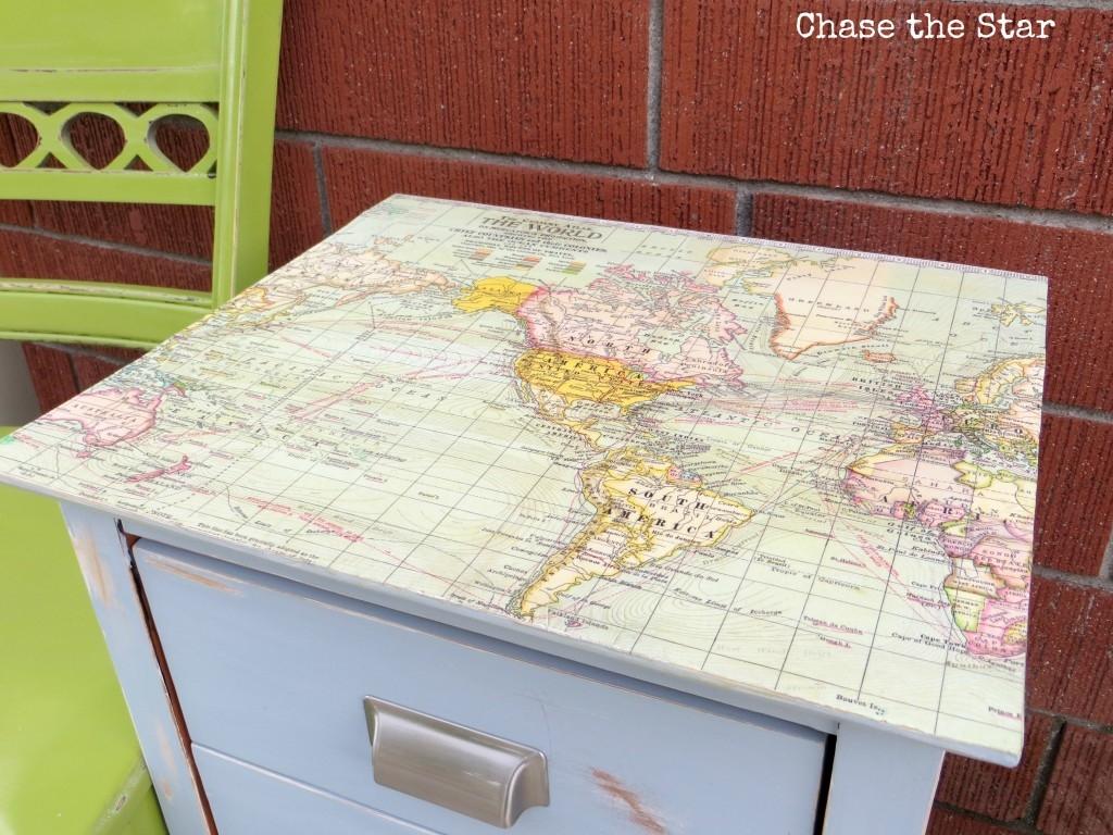 Boiserie & c.: la rinascita di un vecchio mobile