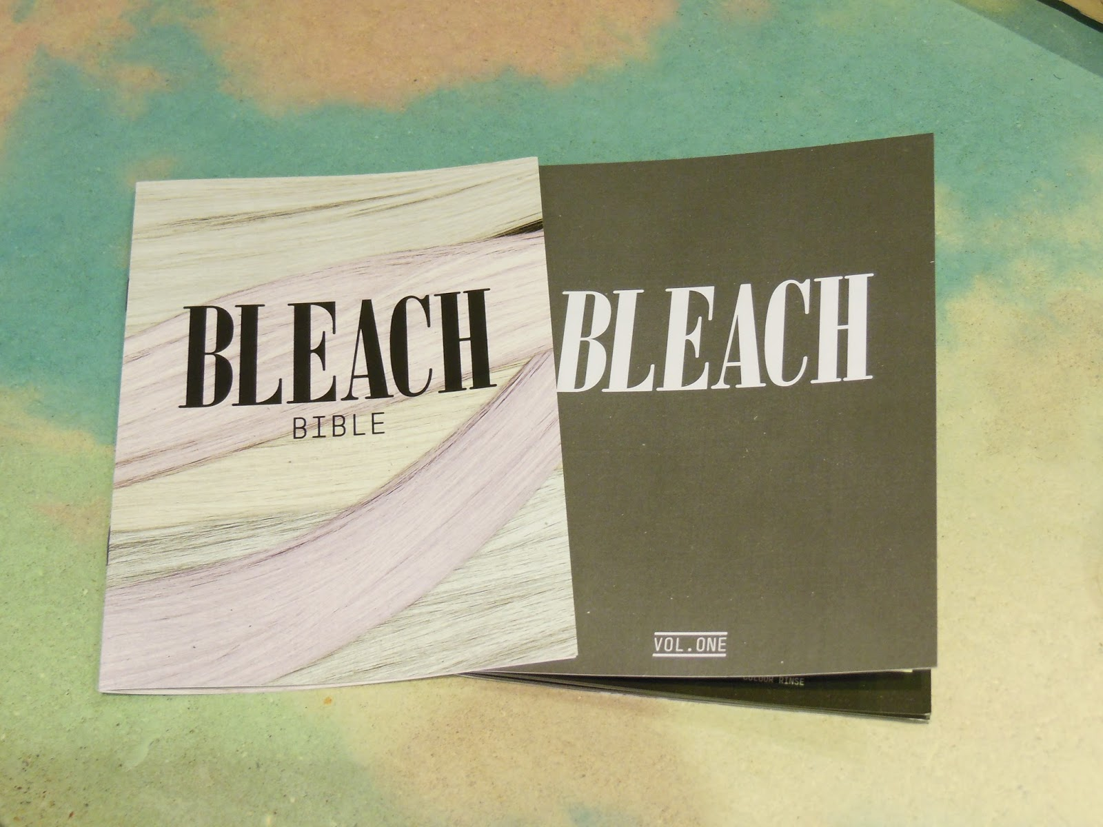 Bleach bibles