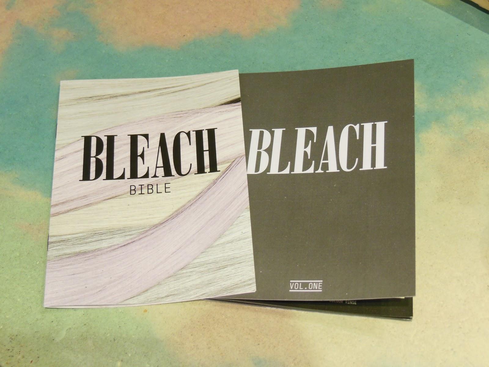 Bleach bibles