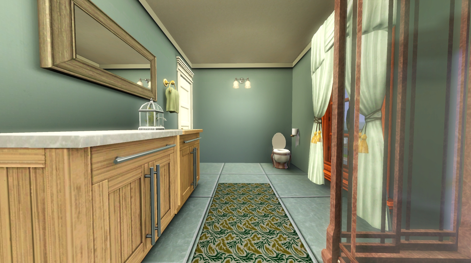 3階バスルーム