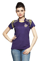 Buy Kolkata Knight Riders Women's Replica Jersey Rs.178 only at Amazon.