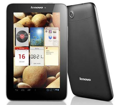 Lenovo IDEATAB A2107 harga dan spesifikasi, Lenovo IDEATAB A2107 price and specs, images-pictures tech specs of Lenovo IDEATAB A2107