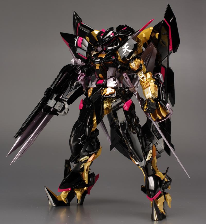 Metal Build Gundam Astray Gold Frame