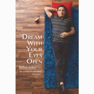 Preorder Dream with Your Eyes Open: An Entrepreneurial Journey by Ronnie Screwvala (UTV Founder) for Rs.320 :BuyToEarn