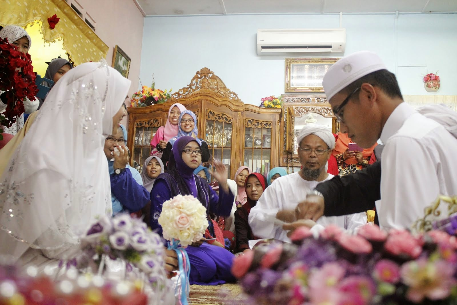 OUR NIKAH DAY (07.06.2014)