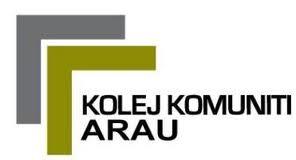 Faiz Ayub Logo Kolej Komuniti Arau