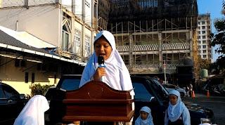 Video Riska Hazrunissah Kelas III Ibnu Katsir SD Islam Az Zahra Bandar Lampung