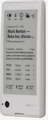 buy Dual screen Yota Phone C9660 (White) online