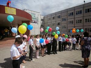 Russie, une rentrée joyeuse et colorée