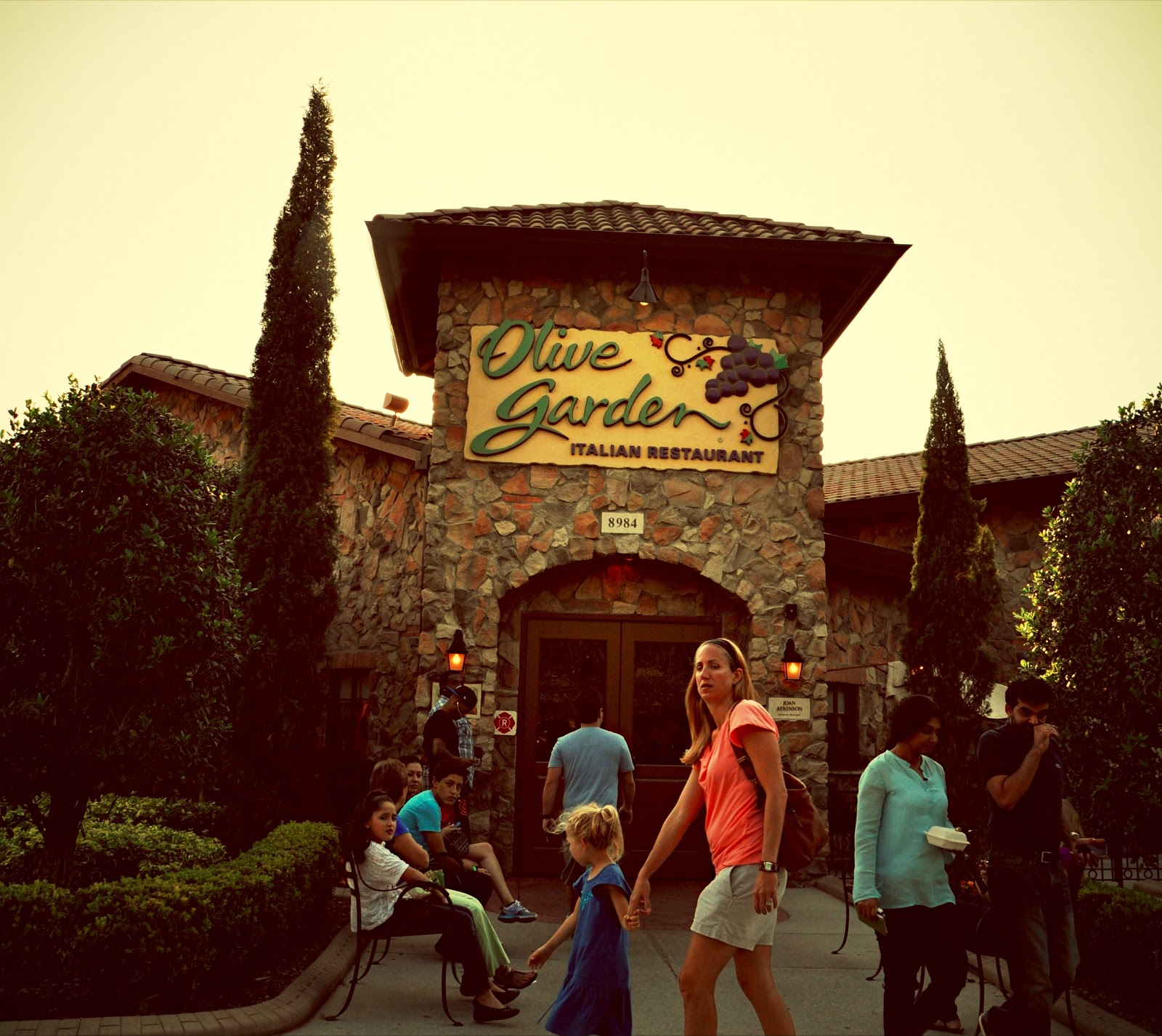 Por Que Viajamos Restaurantes Em Orlando