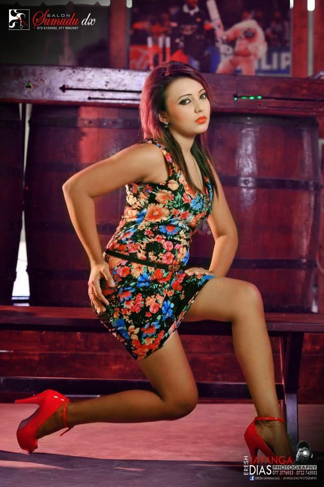 Shani Shenaya Wickremasinghe wide legs