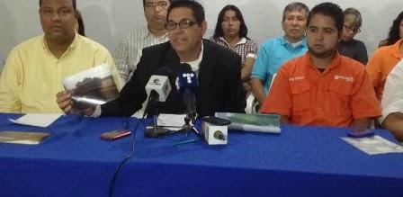 Armando Herrera, miembro de Vanguardia Popular y coordinador de la Mesa de la Unidad (MUD) en San Francisco
