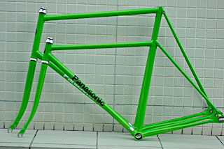 Fixed Gear Frame + Frok
