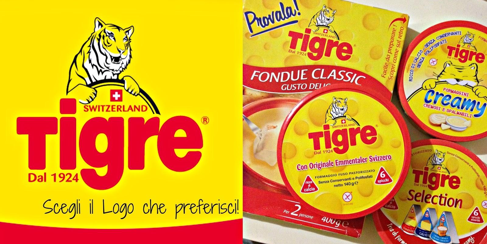 tigre il gusto del cambiamento